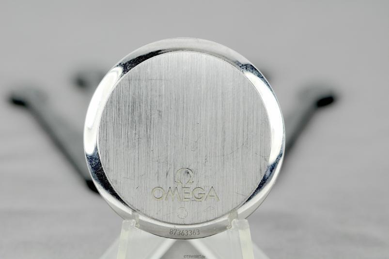 Omega de Ville case back