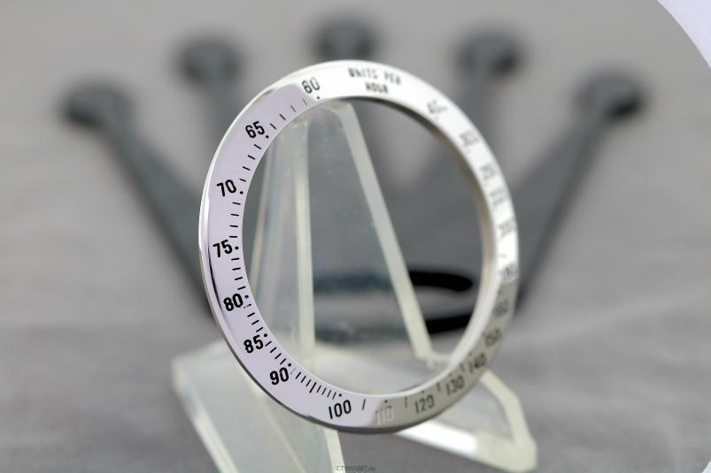 Rolex 225 bezel 16520