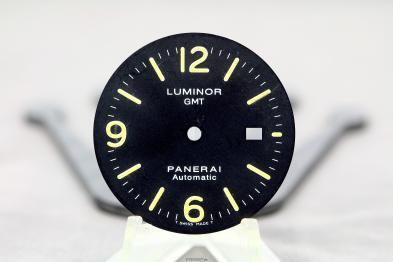 Panerai GMT dial