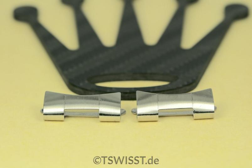 Rolex 585 endlinks