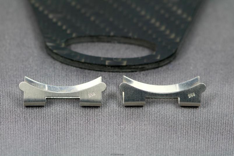 Rolex 558 Endlinks