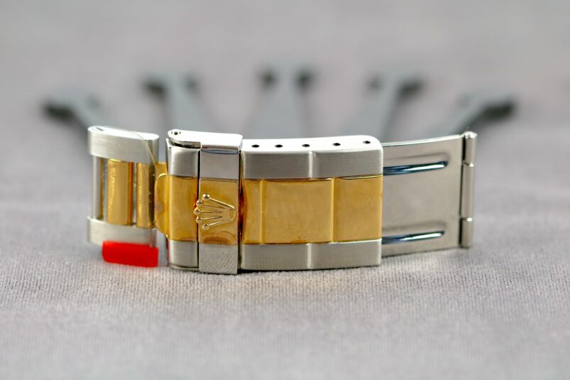 Rolex 78393 oyster clasp