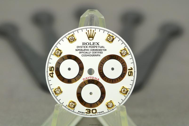 Rolex Daytona diamond dial