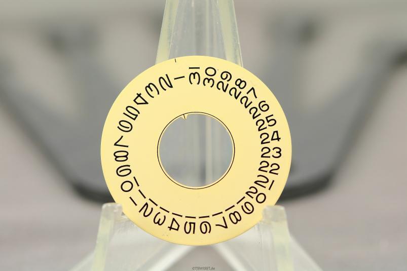 Rolex date wheel 5055