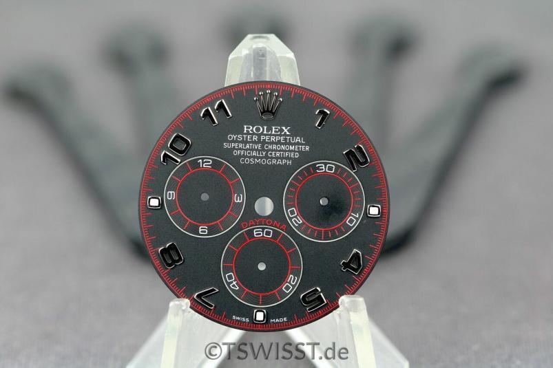 Rolex racing dial daytona
