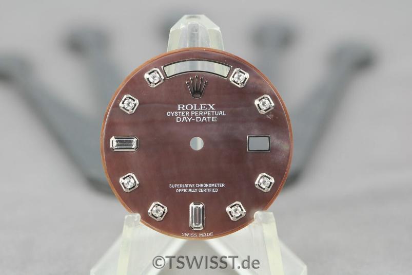 Rolex 118239 mop dial