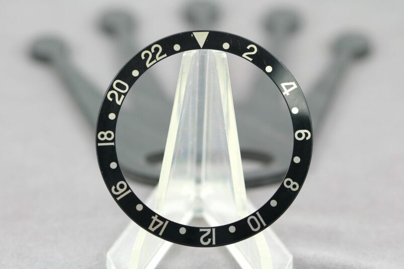 Rolex 16710 black inlay