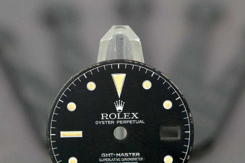 Rolex matte service dial 6542