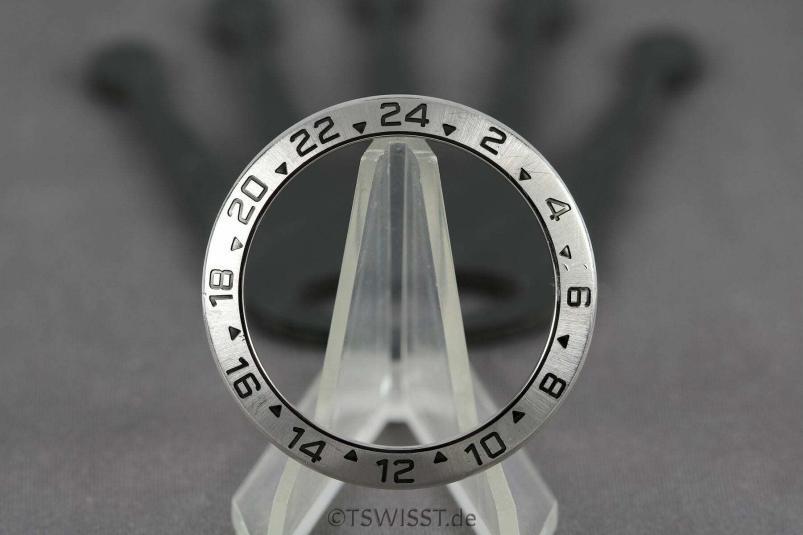 Rolex 16570 bezel