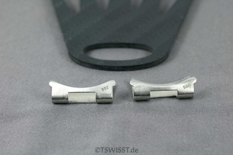 Rolex 589 Endlinks