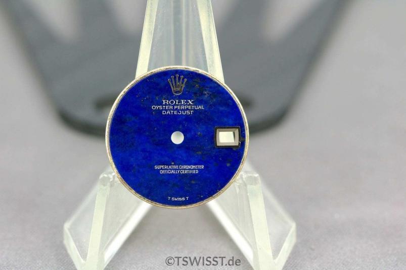 Rolex lapiz dial 69179