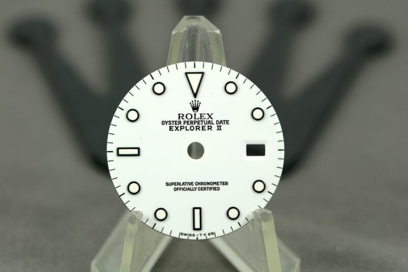 Rolex 16570 polar dial