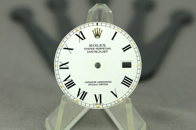Rolex buckley dial