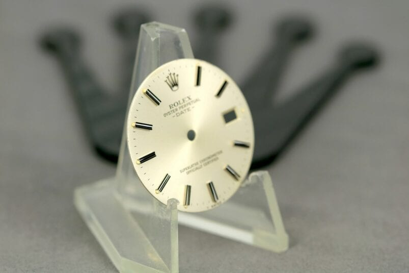 Rolex 15000 dial