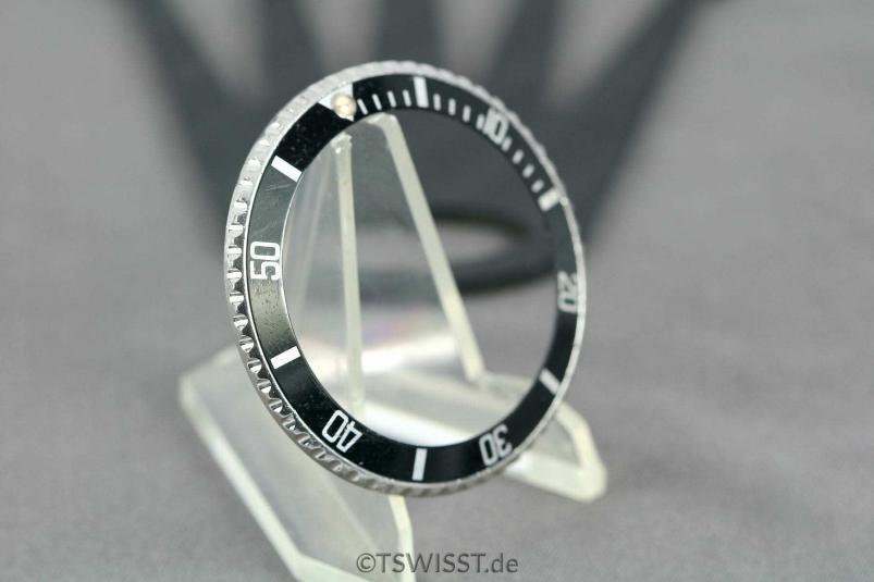 Rolex 16610 bezel