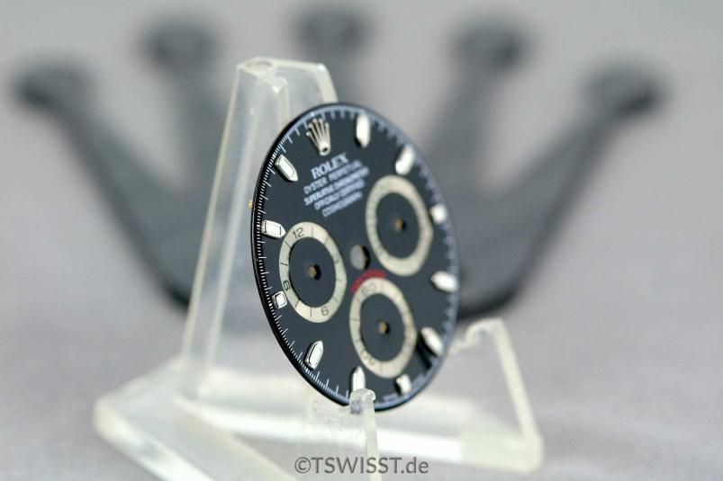 Rolex 116520 dial