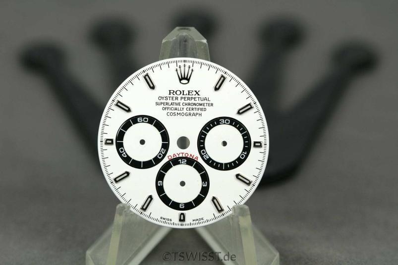 Rolex A & P serial 16520 dial
