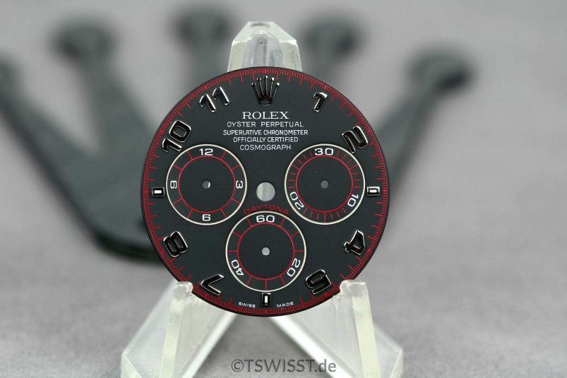 Rolex Panda 116509 dial