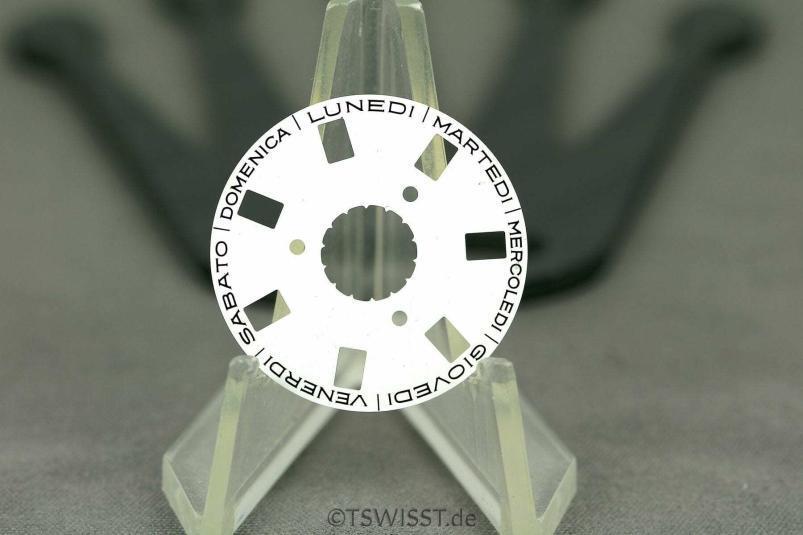 Rolex 3155 day disc