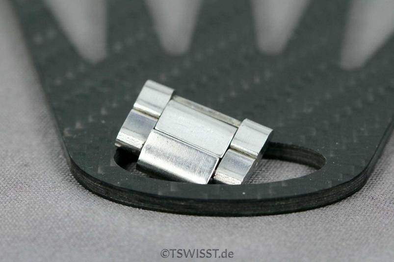 Rolex folded link 7836
