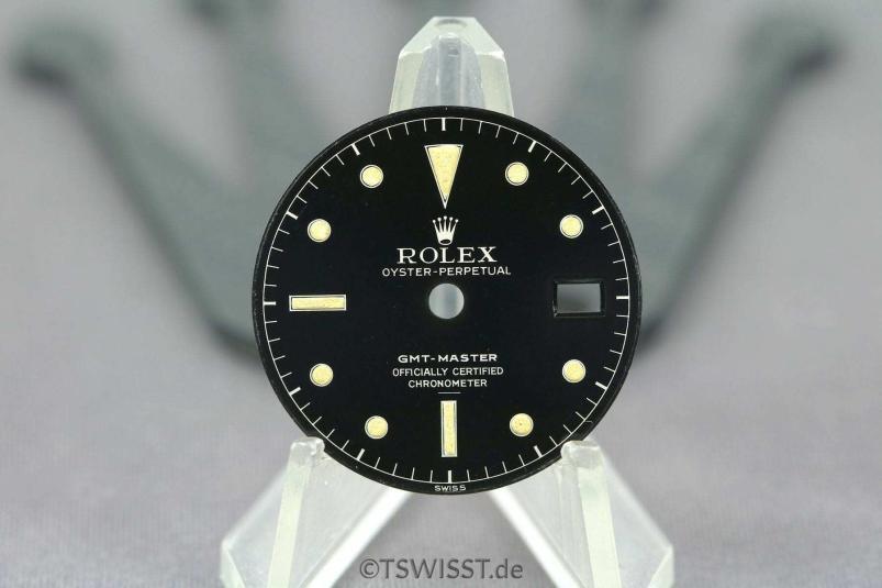 Rolex 6542 underline full gloss swiss only dial