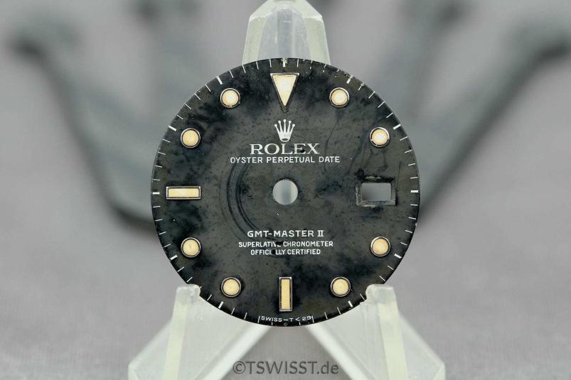 rolex 16710 matte faded dial