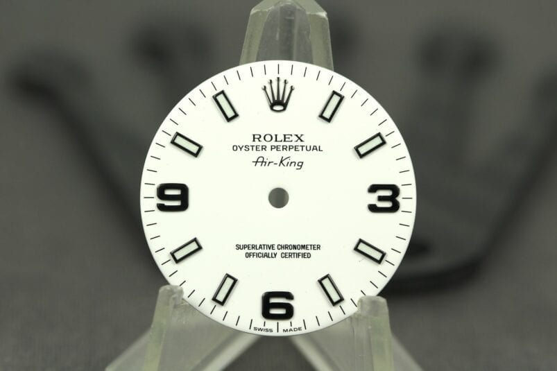 Rolex 14000 dial