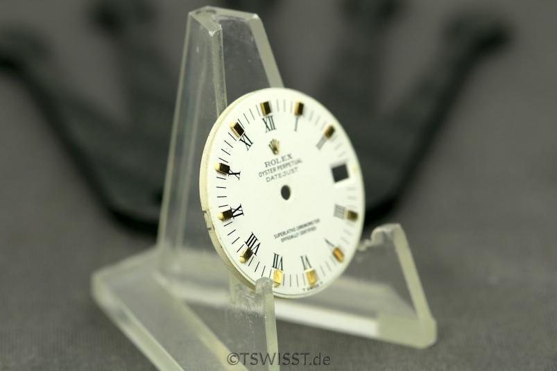 Rolex OP Datejust 31 mm dial