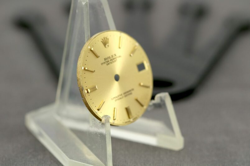 Rolex 31 mm datejust dial