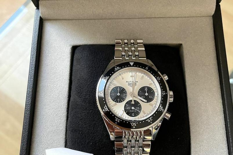 Heuer Limited Edition