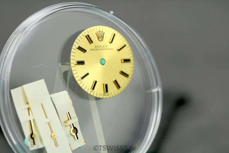 Rolex 6618 dial