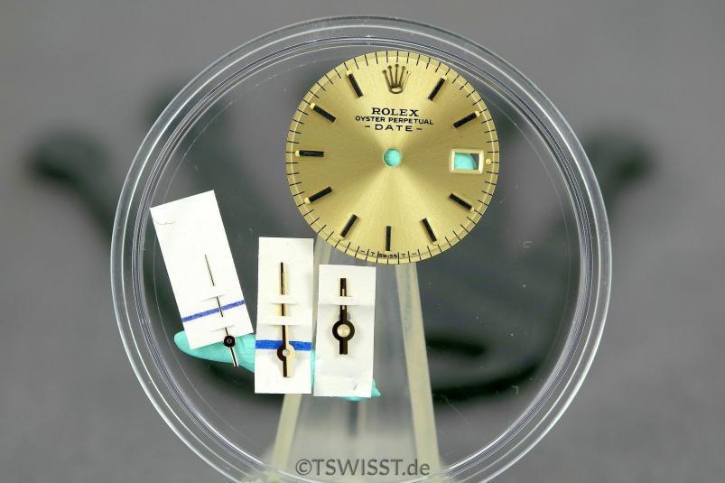 Rolex 6917 dial