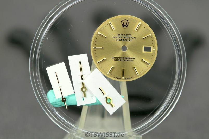 Rolex 69178 dial
