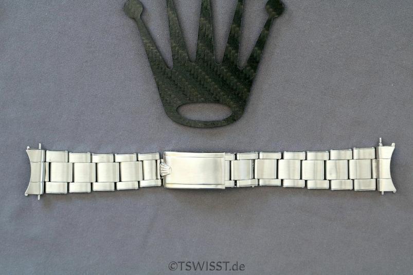 Rolex 7206 bracelet