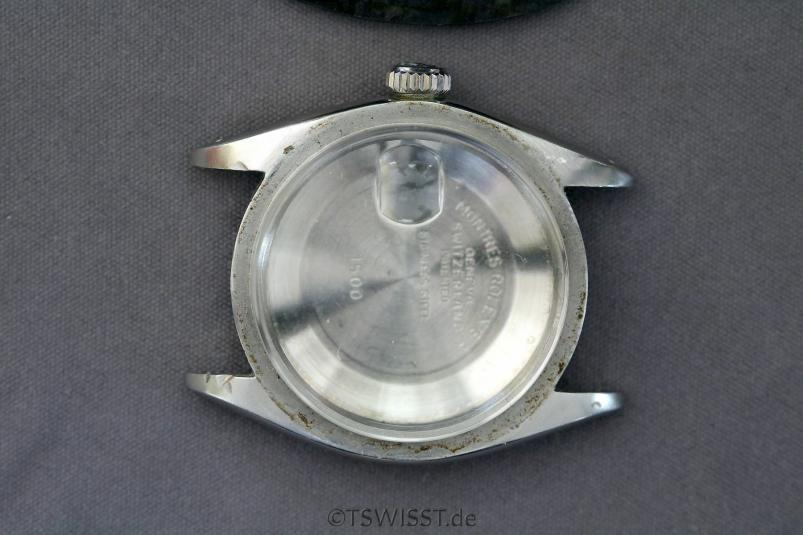 Rolex 1501 case