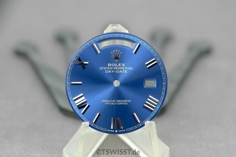 Rolex 228239 dial