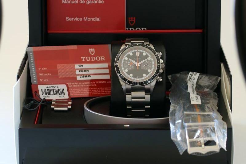 Tudor Chrono full set