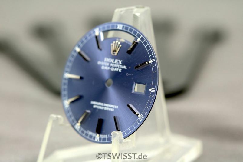 Rolex dial 18039 18239