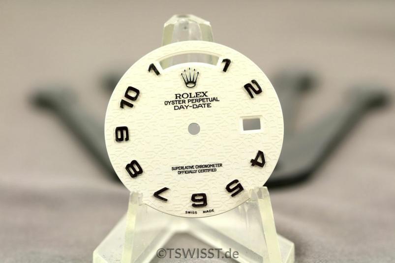 Rolex Jubilee dial 18239
