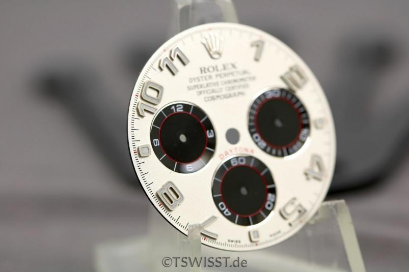 Rolex Panda Racing dial