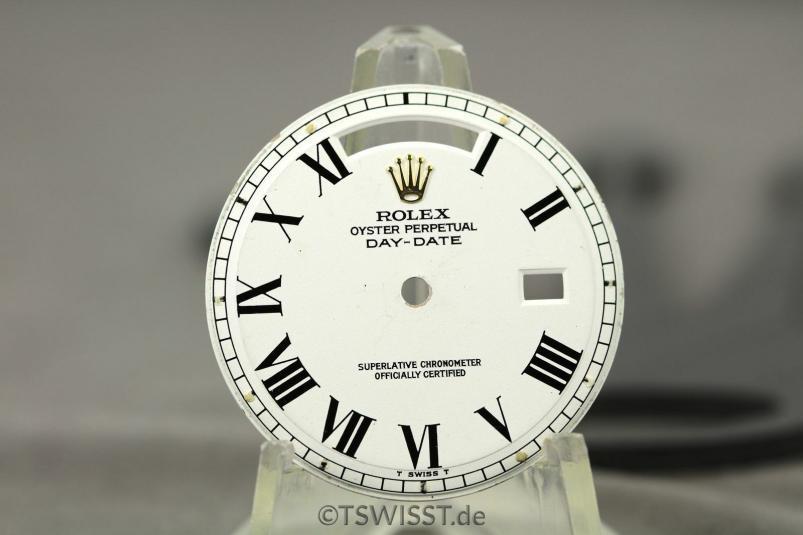 1803 Rolex Buckley dial